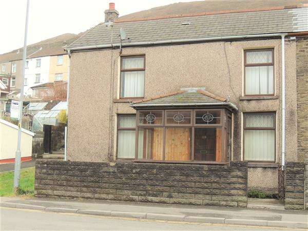 2 Bedrooms Terraced House for sale in Trealaw Road, Trealaw, Tonypandy
