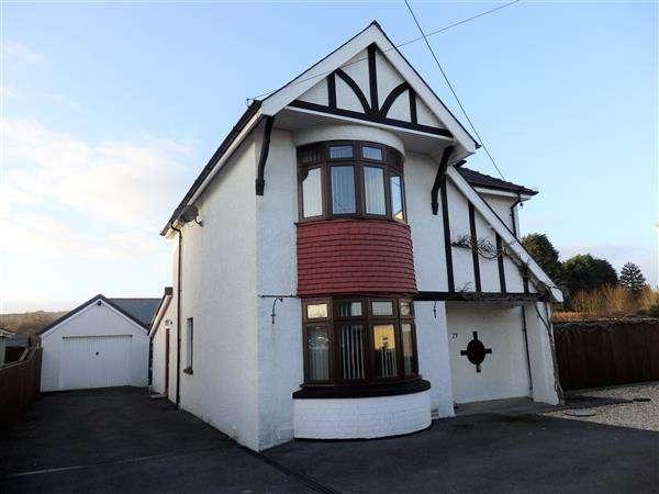3 Bedrooms Detached House for sale in Blaenau Road, LLANDYBIE, Ammanford