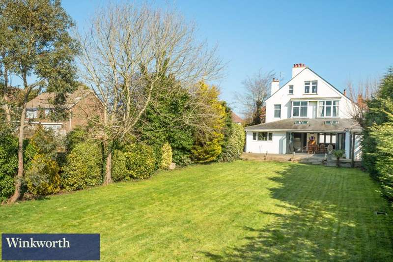 5 Bedrooms Detached House for sale in Dyke Road, Hove, East Sussex, BN3