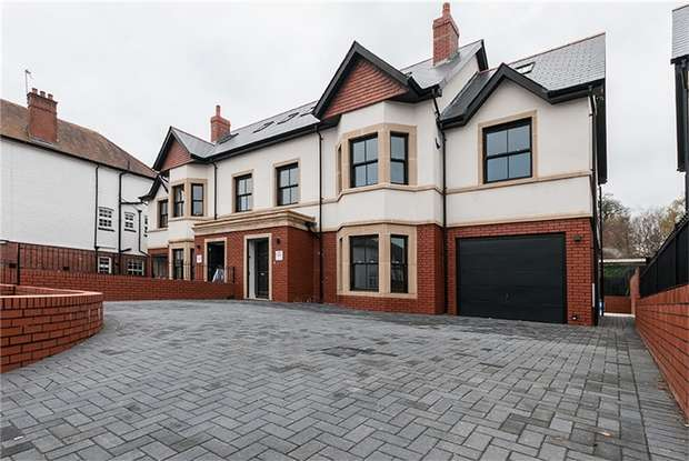 5 Bedrooms Semi Detached House for sale in The Avenue, Llandaff, Cardiff