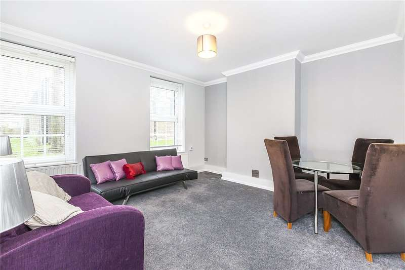 1 Bedroom Flat for sale in Nickleby House, George Row, London, SE16