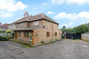 4 Bedrooms Semi Detached House for sale in Crawley Down Road, Felbridge, East Grinstead, Surrey