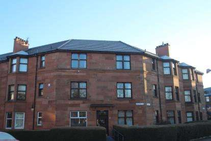 2 Bedrooms Flat for sale in Brisbane Street, Glasgow
