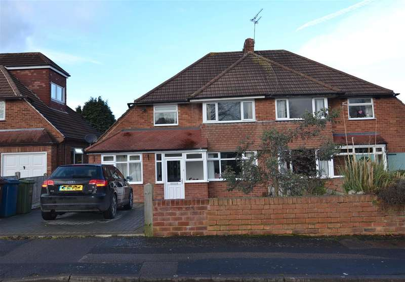 3 Bedrooms Semi Detached House for sale in Weston Road, Stafford