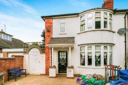 3 Bedrooms Semi Detached House for sale in Hatton Park Road, Wellingborough, Northamptonshire