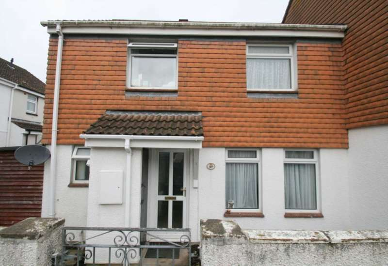 3 Bedrooms End Of Terrace House for sale in Debden Close, Ernesettle
