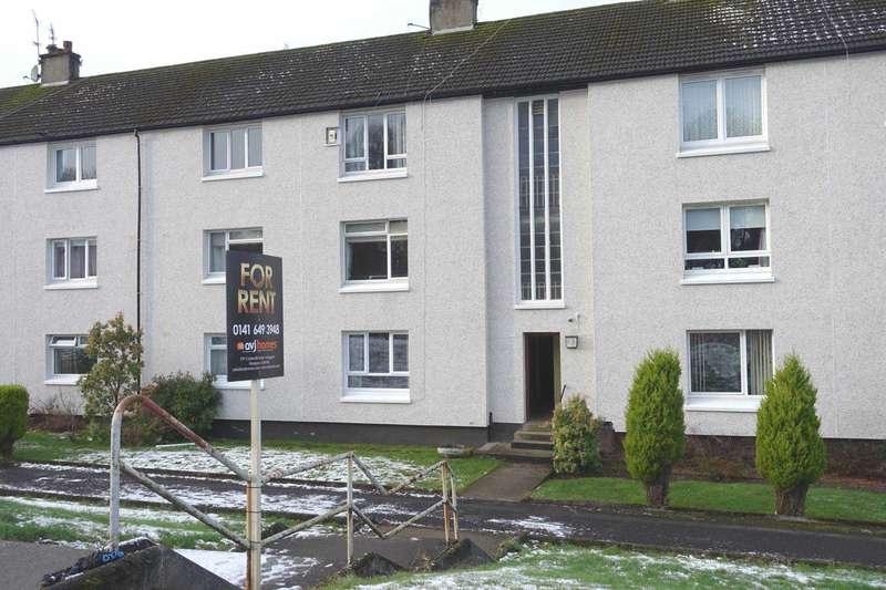 2 Bedrooms Flat for rent in Woodfarm Road, Giffnock