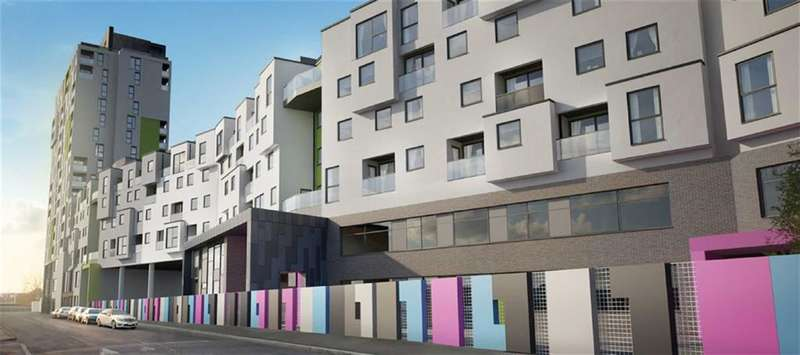 2 Bedrooms Property for sale in Bermondsey Works, Bermondsey, London, SE16
