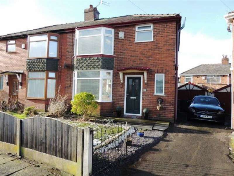 3 Bedrooms Property for sale in Scott Road, Droylsden, Manchester