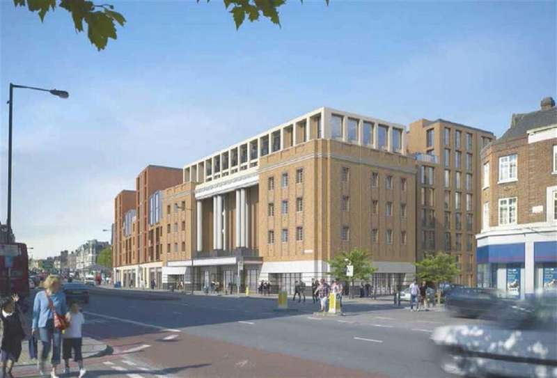 Property for sale in Streatham Hill, London, SW2