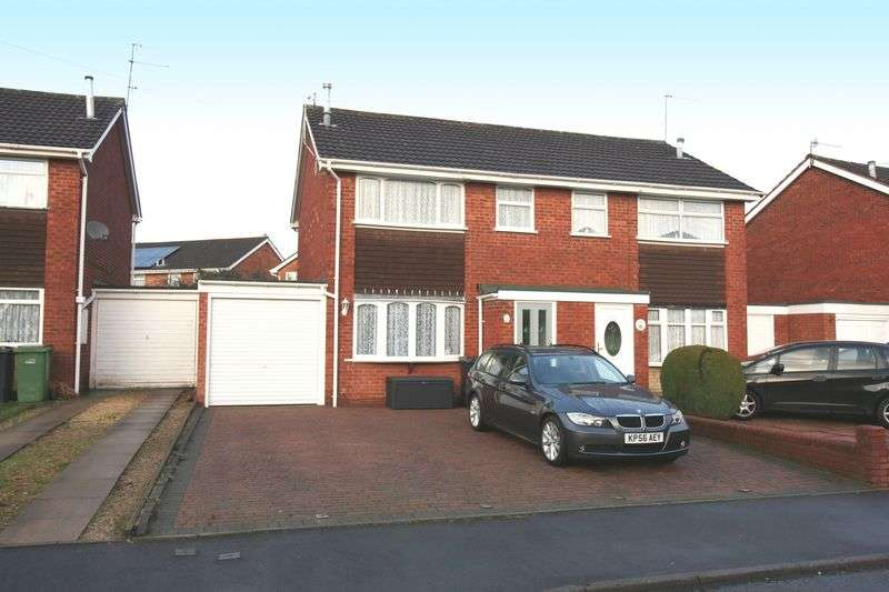 3 Bedrooms Semi Detached House for sale in WORDSLEY, Marine Crescent