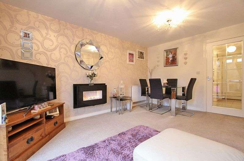 2 Bedrooms Terraced House for sale in Penmire Grove Walsall