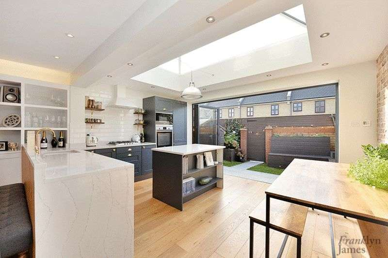 2 Bedrooms Terraced House for sale in Codling Close, Wapping, E1W