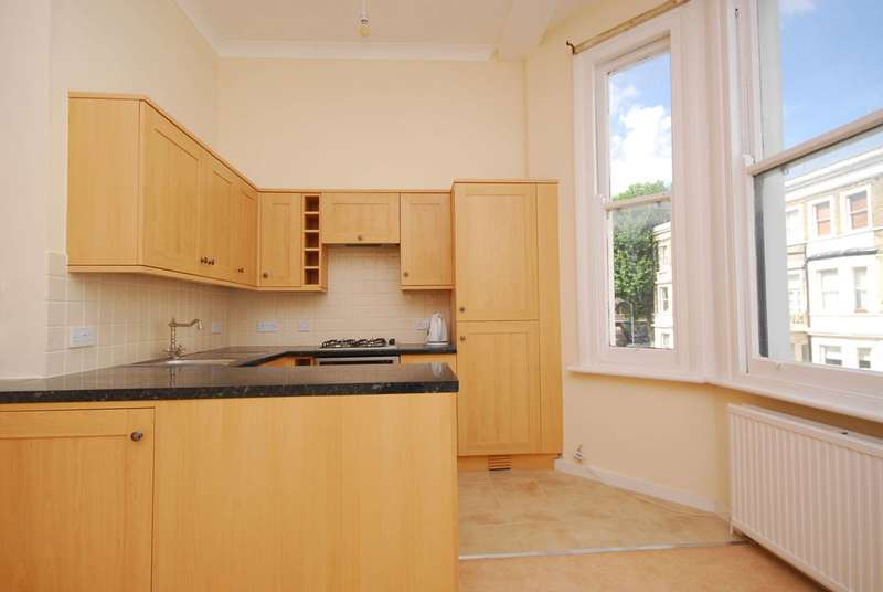 1 Bedroom Flat for sale in Comeragh Road, Barons Court, W14