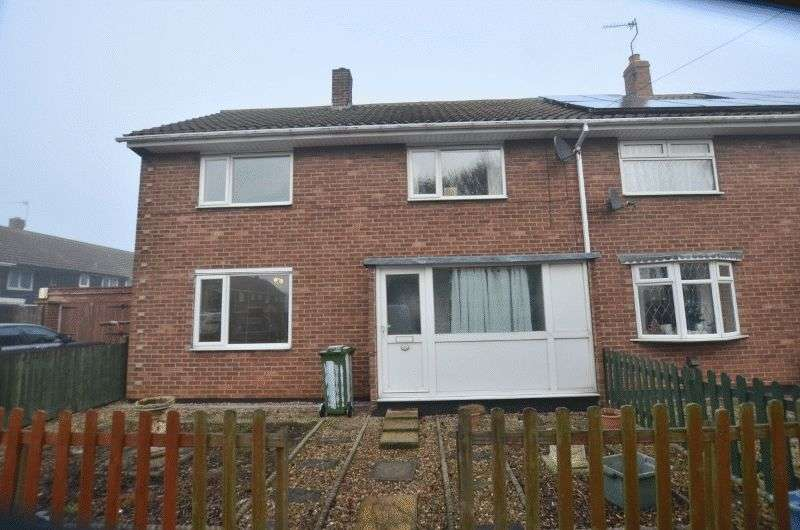 3 Bedrooms House for sale in Margaret Avenue, Keadby, Scunthorpe