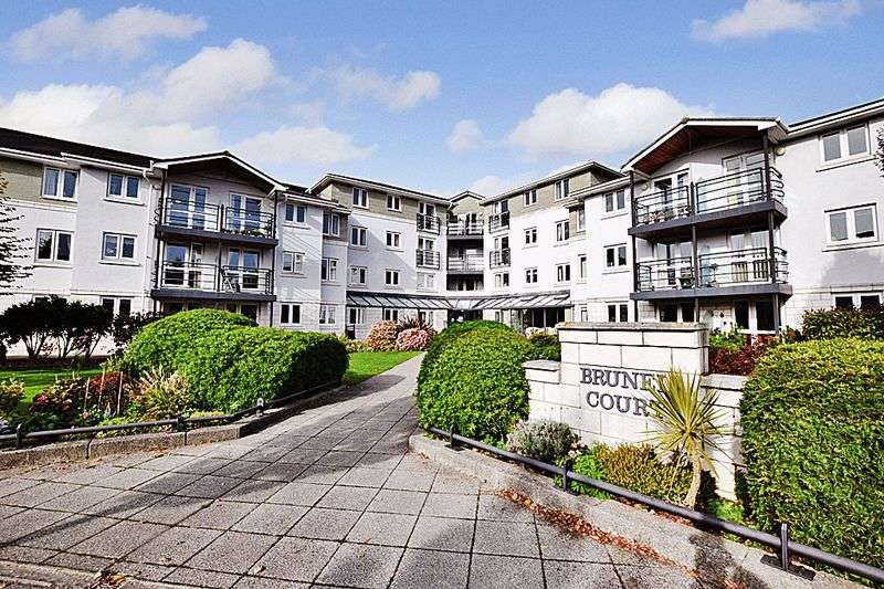 1 Bedroom Retirement Property for sale in Brunel Court, Portishead, BS20 7JH