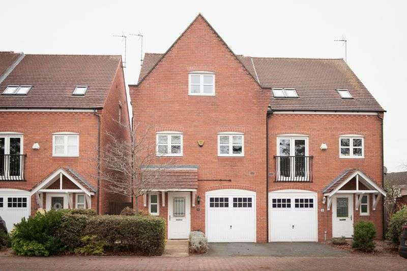 4 Bedrooms House for sale in Howarth Court, Water Orton