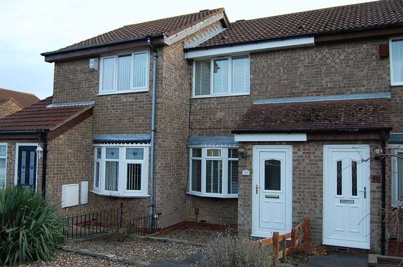 2 Bedrooms Terraced House for sale in ** HOT PROPERTY ** Chelford Close, Hadrian Park