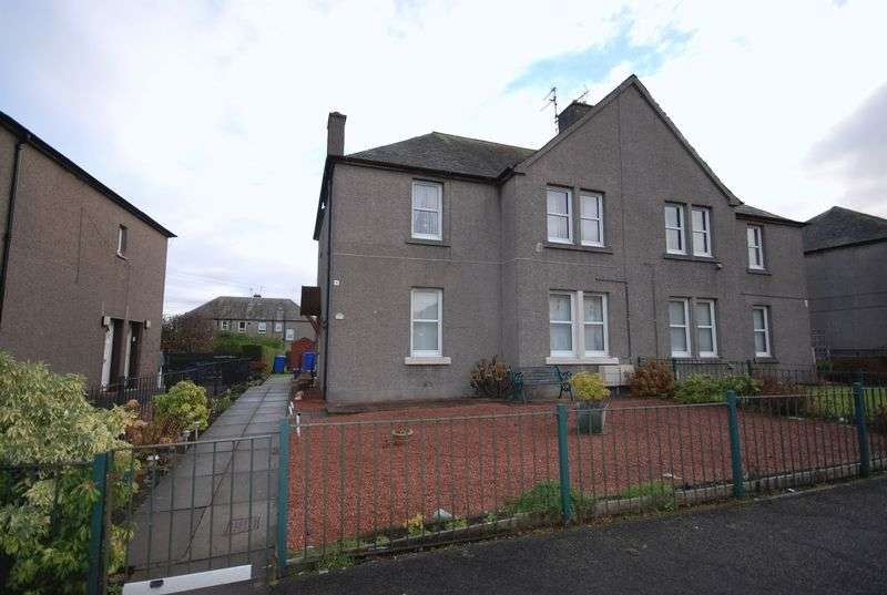 1 Bedroom Flat for sale in Mossgiel Avenue, Stirling