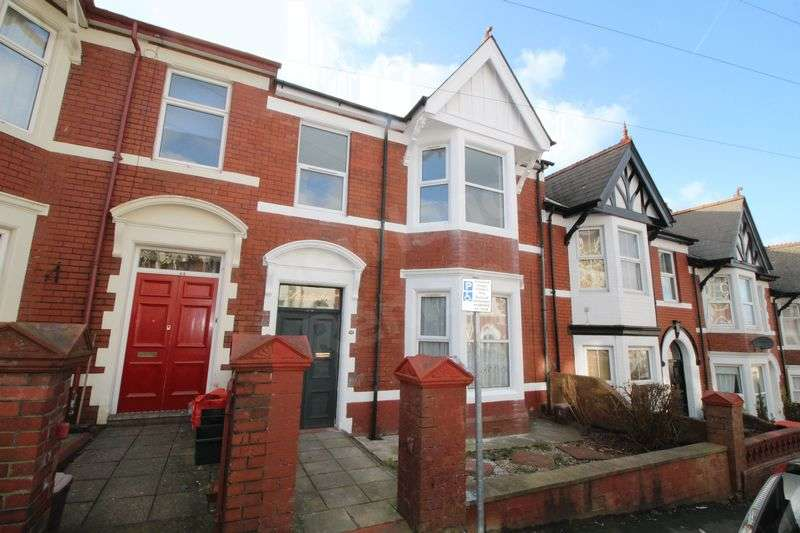 3 Bedrooms Terraced House for sale in Richmond Road, St Julians, Newport