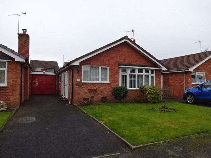 2 Bedrooms Semi Detached Bungalow for sale in The Deansway, Kidderminster DY10 2RH
