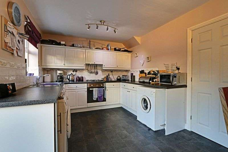 3 Bedrooms Terraced House for sale in Trinity Walk, Barton-Upon-Humber