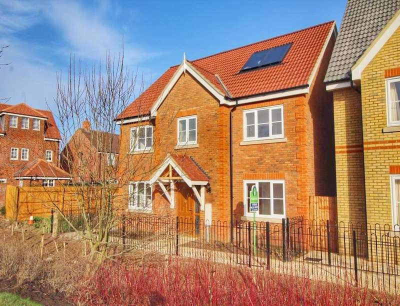 4 Bedrooms Detached House for sale in Dane Lane, Wilstead, Bedford, MK45