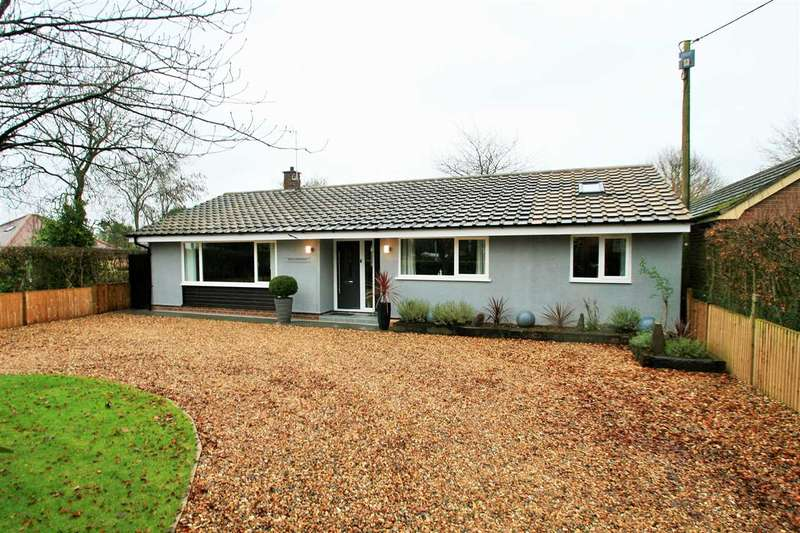 3 Bedrooms Bungalow for sale in Tanglewood, Chapel Road, Fingringhoe, Colchester
