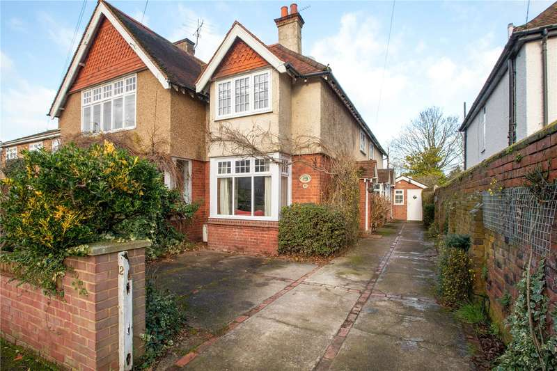 4 Bedrooms Semi Detached House for sale in Rutland Road, Maidenhead, Berkshire, SL6