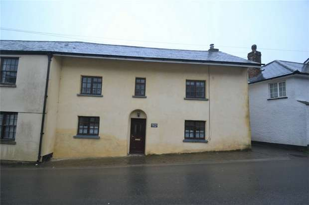 3 Bedrooms Semi Detached House for sale in East Street,, North Molton, Devon