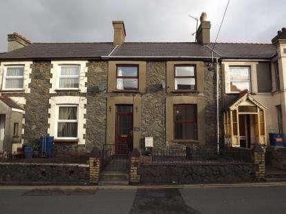3 Bedrooms Terraced House for sale in Ffordd Y Sir, Penygroes, Caernarfon, Gwynedd, LL54