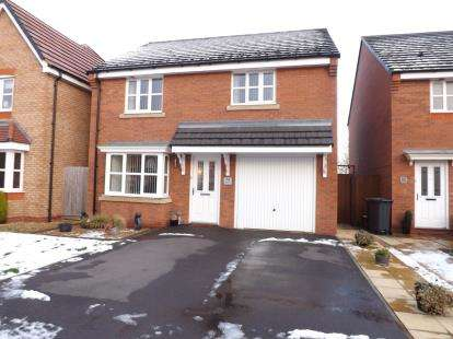 4 Bedrooms Detached House for sale in Great Row View, Wolstanton, Newcastle, Staffordshire