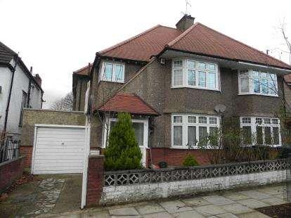 5 Bedrooms Semi Detached House for sale in Avondale Avenue, London