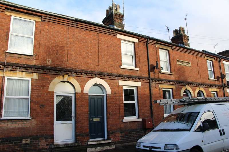 2 Bedrooms Terraced House for sale in Nat Flatman Street, Newmarket