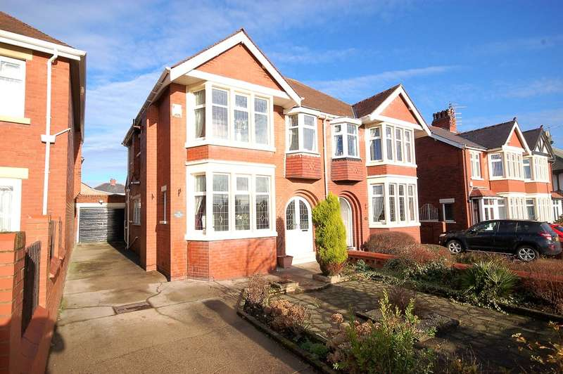 3 Bedrooms Semi Detached House for sale in Preston New Road, Blackpool