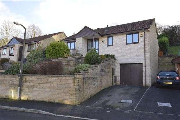 3 Bedrooms Detached Bungalow for sale in Wheelers Road, Midsomer Norton.