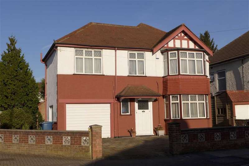 4 Bedrooms Property for sale in Christchurch Avenue, Harrow, Middlesex