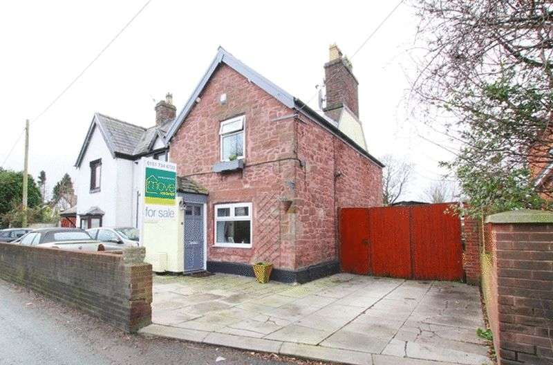 2 Bedrooms Semi Detached House for sale in Wood Lane, Netherley, Liverpool, L27