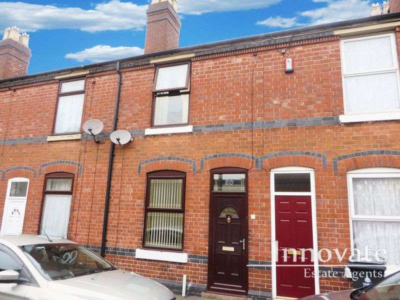 3 Bedrooms Terraced House for sale in Hart Street, Walsall