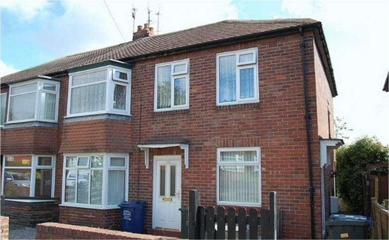 2 Bedrooms Flat for rent in Tunstall Avenue, Newcastle upon Tyne