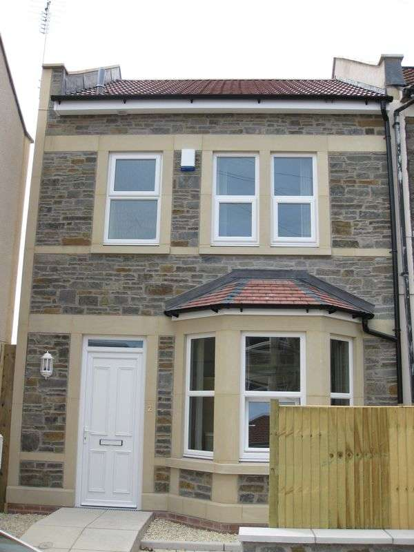 6 Bedrooms Terraced House for rent in Radnor Road, Horfield, Bristol