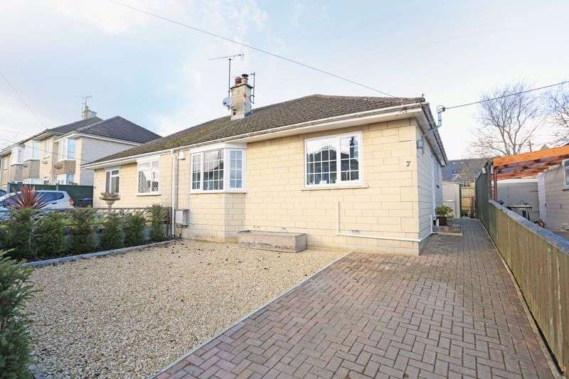 2 Bedrooms Detached Bungalow for sale in 7 Williams Grove, Corsham