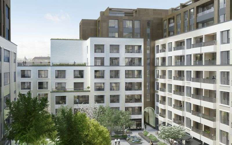 3 Bedrooms Flat for sale in 33 Gresse St, Rathbone Square, Camden, W1T