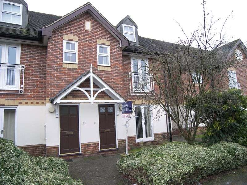 1 Bedroom Flat for sale in Farriers Mews, Abingdon