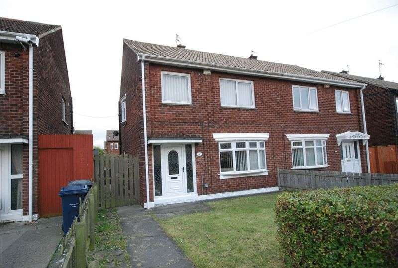 3 Bedrooms Semi Detached House for sale in Southlands, Hedworth, Jarrow