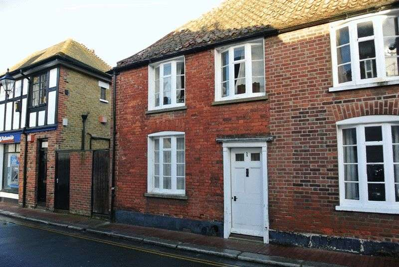 2 Bedrooms Terraced House for sale in Short Street, Sandwich