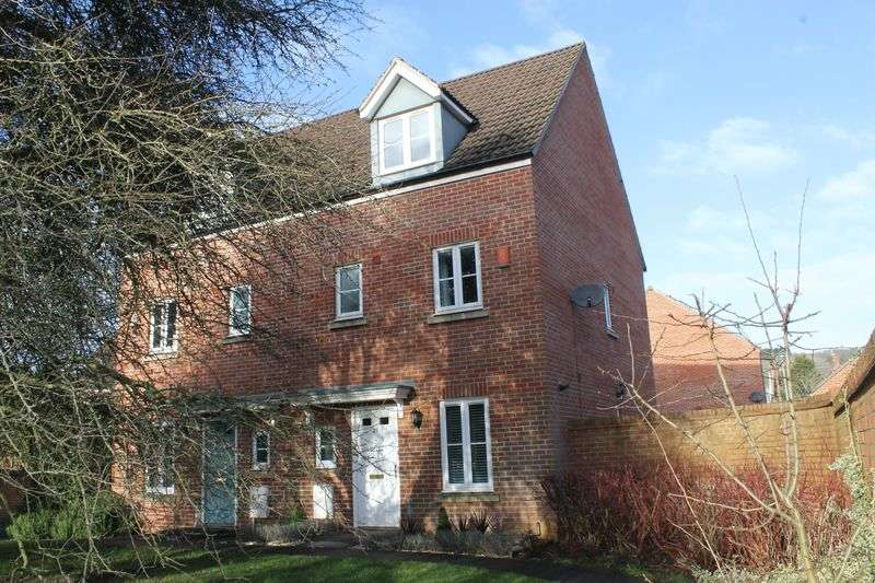 4 Bedrooms Semi Detached House for sale in Pear Tree Avenue, Long Ashton