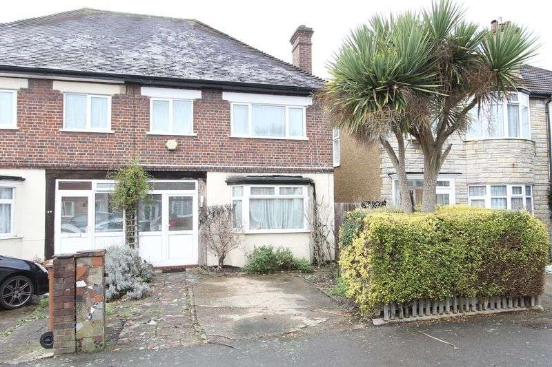3 Bedrooms Semi Detached House for sale in St. James Avenue, Sutton