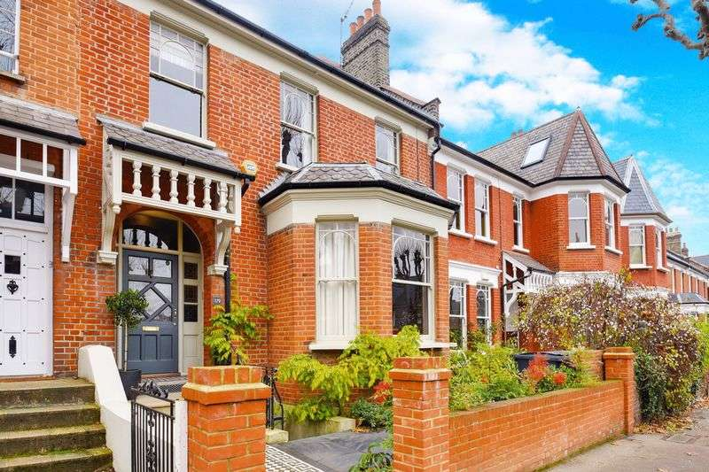 6 Bedrooms Terraced House for sale in Mount View Road, N4