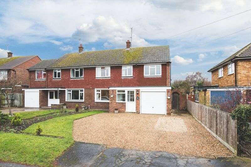 4 Bedrooms Semi Detached House for sale in Craigwell Avenue, Aylesbury